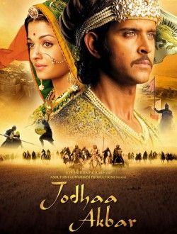 Couverture : Jodhaa Akbar