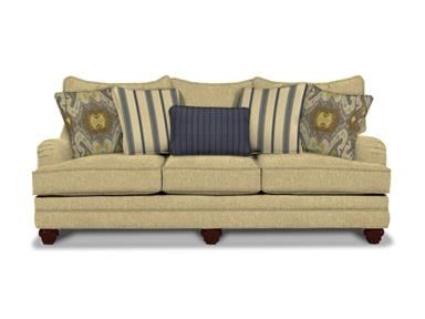 Hickorycraft Living Room Sofa