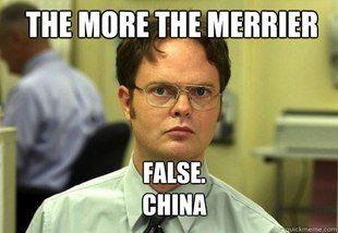 True, Dwight.