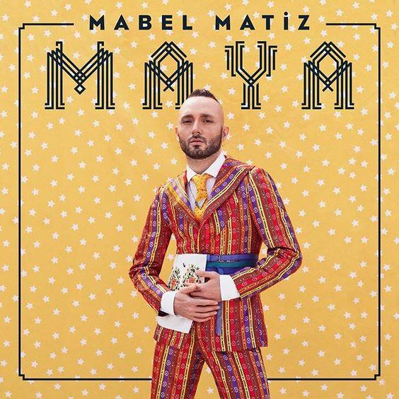 Mabel Matiz - Maya (2018) Albüm