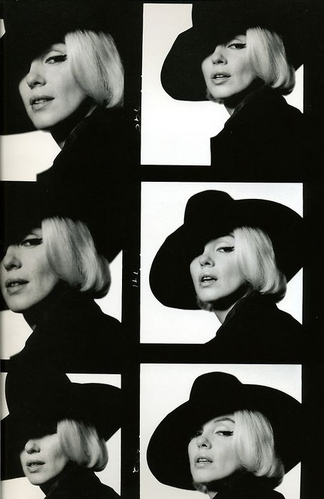 Marilyn Monroe photographed by Bert Stern, at the Hotel Bel-Air, 1962. The shoot became known as 'The Last Sitting'; Monroe died just weeks later.