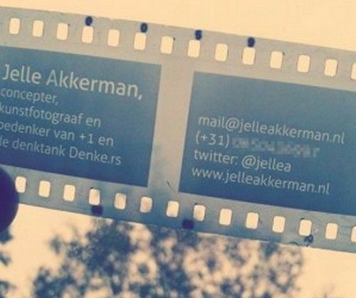 Film Strip Photography Business Card Photographer Business Cards Photography Business Cards Business Card Graphic