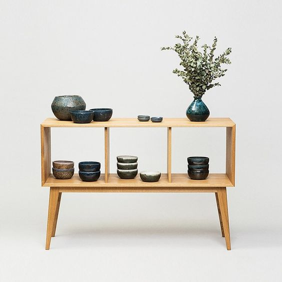 """""""Copenhagen label and retailer @goodscph work with Spanish ceramics brand Zeramix to produce a series of late '60s and '70s inspired earthenware."""""""
