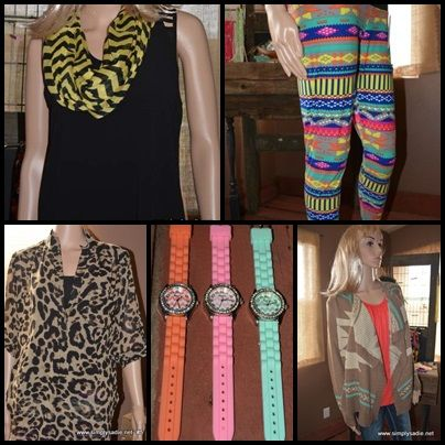 So many awesome choices! Check out our Black Friday Sale! www.simplysadie.net