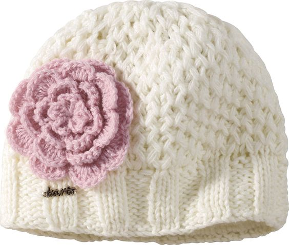 Mädchen-Mütze Blume online bestellen - JAKO-O