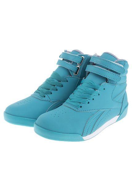 Zapatos Reebok Aguamarina