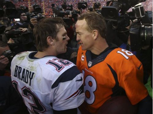 Armour: Peyton Manning vs. Cam Newton makes for historic Super Bowl - Peyton Manning