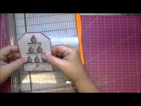 Happy Birthday Greeting Card using Sizzix stamps YouTube – You Tube Birthday Greetings