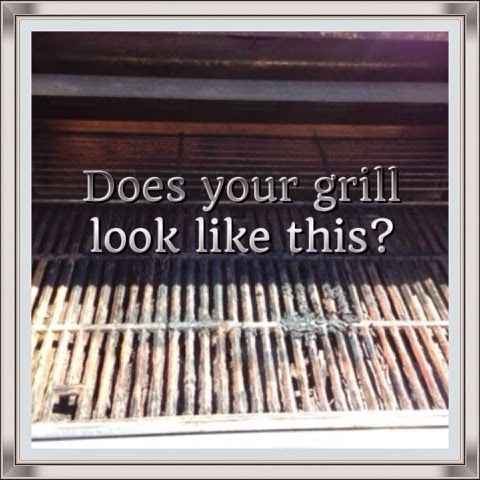 How to clean your cast iron grill grates