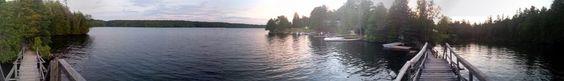 Kashwakamak Lake, ON