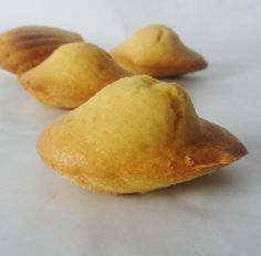 La fabuleuse madeleine au citron de Cyril Lignac