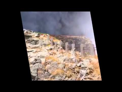 Japanese Hiker Captures Terrifying Video of Mount Ontake's Eruption