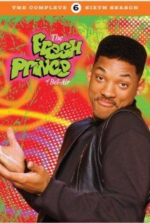 The Fresh Prince of Bel-Air...back in the day!