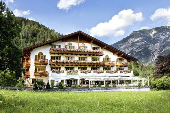 Hotel KRISTALL am Achensee/Pertisau in Tirol