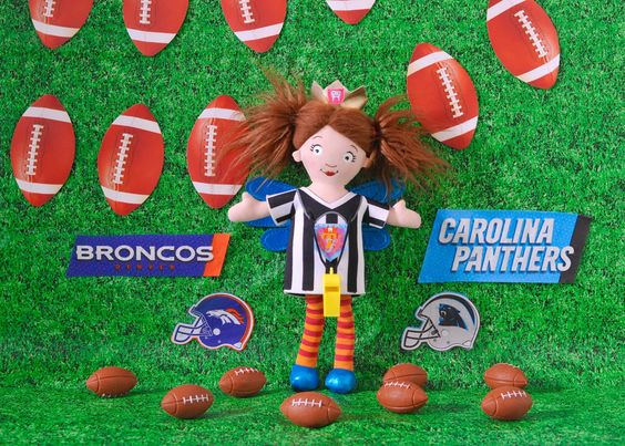Who do you think will win Super Bowl 50?! The Denver Broncos or Carolina Panthers? The Teeth Fairies can't wait to watch! ‪#‎SuperBowl50‬ ‪#‎Broncos‬ ‪#‎Panthers‬ Visit us at www.teethfairies.com!