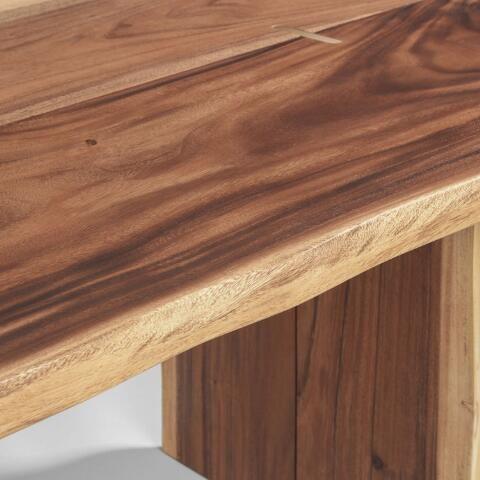 Live Edge Wood Sansur Dining Table Live Edge Wood Dining Table
