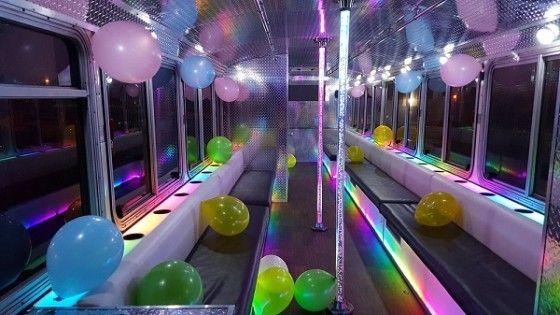 Black Diamond Party Bus Balloons Party Bus Diy Party Bus Diamond Party