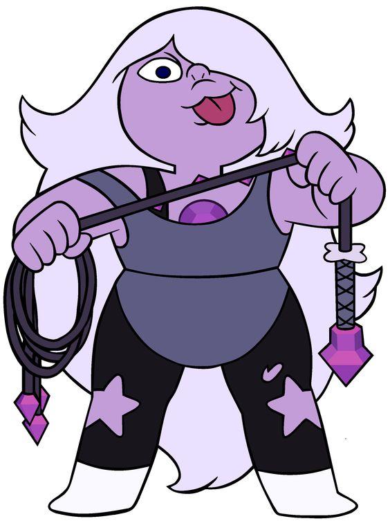 Esta es la categoria de todos los personajes de Steven Universe.