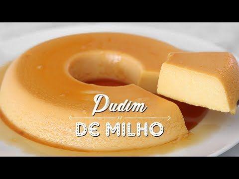 Pudim De Milho De Latinha Sem Forno E Sem Ovos Gabriel Freitas