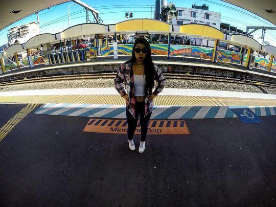 Mi locura señores  El tiempo no me mueve yo me muevo con el tiempo #gopro#locura#goprooftheday #like#street#australia#brisbane by carlantoniia http://www.australiaunwrapped.com/ #AustraliaUnwrapped