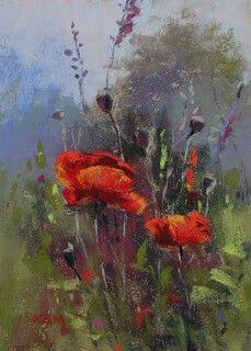 Las flores de Karen Margulis