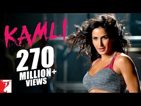 Kamli Full Song Dhoom 3 Katrina Kaif Aamir Khan Sunidhi Chauhan Pritam Amitabh B Youtube Katrina Kaif Bollywood Music Bollywood Movie Songs