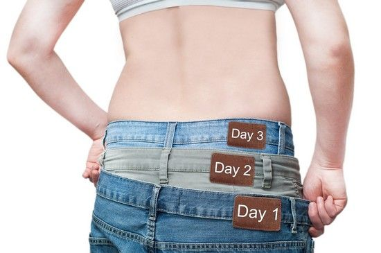 Way to lose weight really fast