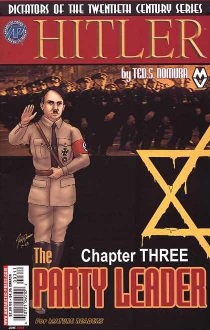 Ted S Nomura - Swastika - Nazis - Chapter Three - The Party Leader