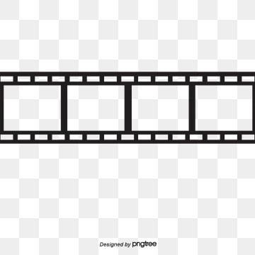 Vector Black Classic Old Film Border Vector Black Classic Png Transparent Clipart Image And Psd File For Free Download Film Background Font Illustration Free Vector Graphics