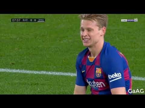 Pin Di Barcelona Vs Real Madrid 0 0 Full Match