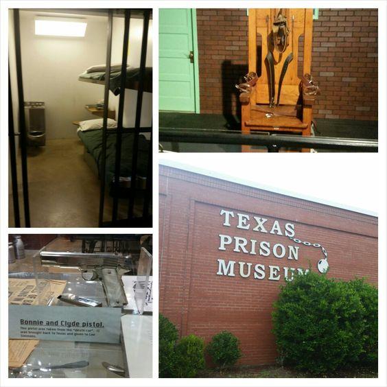 Texas Prison Museum in Huntsville, TX