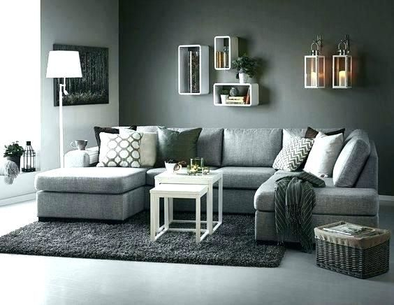 Charcoal Grey Couch Decorating Ideas Decoracion De Interiores