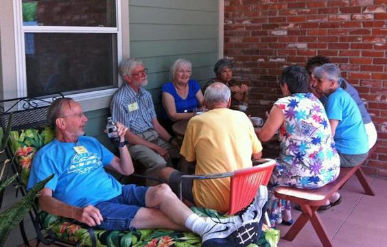 Aging in Community: Inside the Senior Cohousing Movement – Resilience