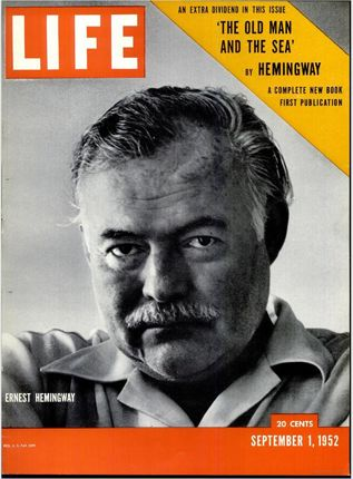 summary symbolism old man and sea ernest hemingway The old man and the sea: an annotated bibiliography  passage in the bible and the symbolism of the lions in  the old man and the sea by ernest hemingway.