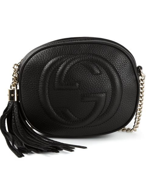 Shop Gucci embossed logo pochette in  from the world's best independent boutiques at farfetch.com. Over 1000 designers from 300 boutiques in one website.: Gucci Purses, Gucci Handbag, 300 Shops