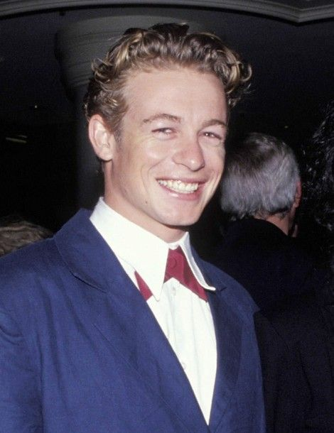 Simon Baker young | Si...