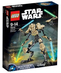 LEGO Star Wars: The Force Awakens General Grievous 75112.