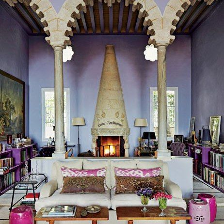 Look Inside May Daouk S Eclectic 19th Century Villa In Lebanon Villas Home And Architectural