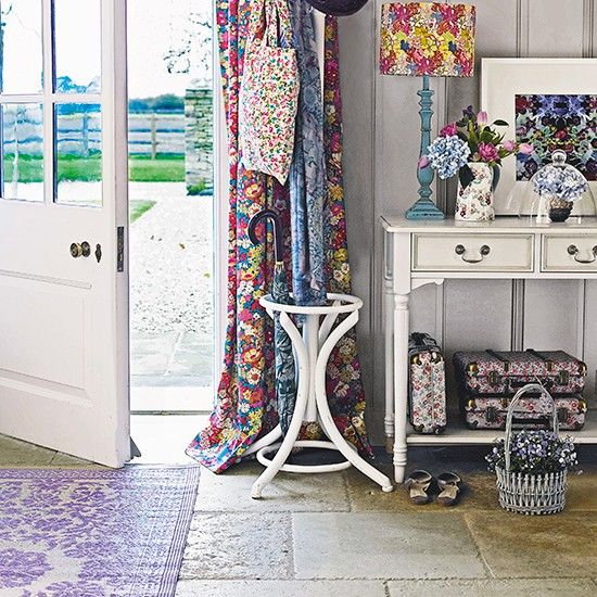 Dotty runner | Why every home should have a hallway runner | housetohome.co.uk