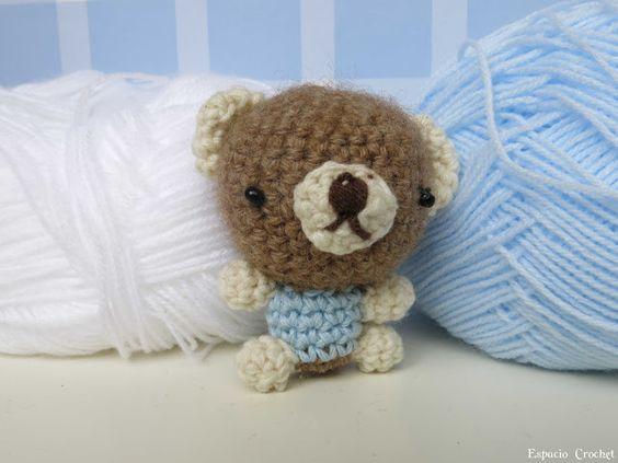 Espacio Crochet: amigurumis