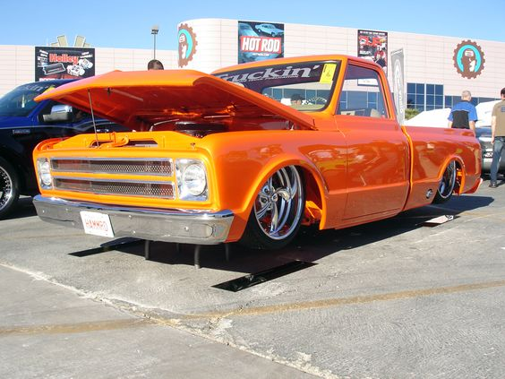 Front of 67 C10