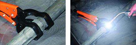 Soldaduras con seguridad con los grips de PIHER http://www.montec.es/PIHER-Todos-los-productos/Tenazas-Grip