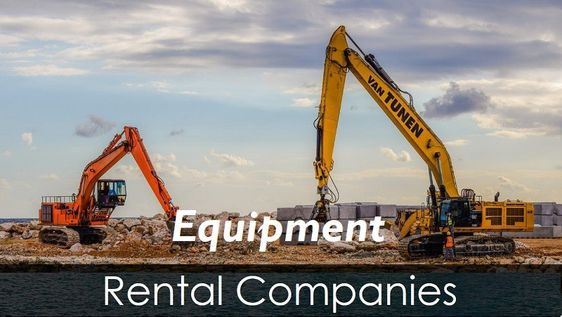 These Are The Top 5 Heavy Equipment Rental Companies In Dubai Uae Heavy Equipment Rental Rental Company Companies In Dubai