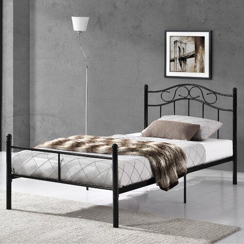 Marlow Home Co Metallbett Zanders Furniture Room Home Decor