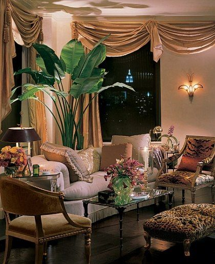 Hollywood at Home: Mariah Carey : Architectural Digest