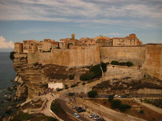Voyage en Corse - Bonifacio