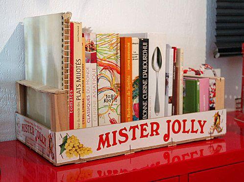 cagette serre livre cabanes pinterest livres cuisine et id es. Black Bedroom Furniture Sets. Home Design Ideas