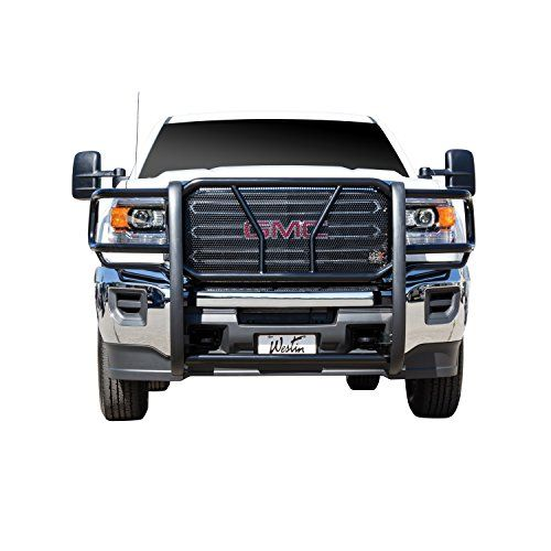 Westin 57-3665 Grille Guard. For product info go to: https://www ...