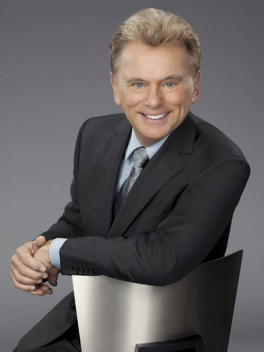 Pat Sajak (Wheel Of Fortune) | Game Shows | Pinterest ...