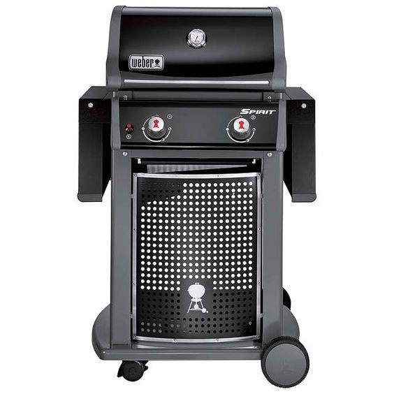 Weber Spirit Classic E 210 2 Burner Gas Bbq Gas Bbq Built In Grill Gas Grill